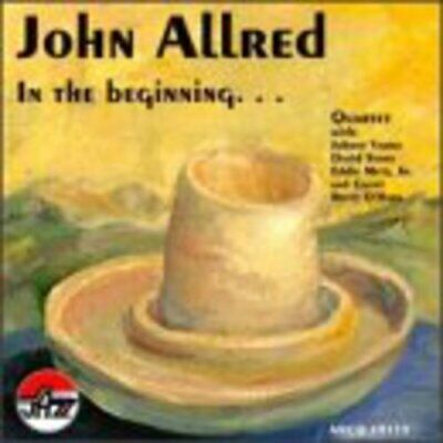 John Allred : In The Beginning ... CD Highly Rated EBay Seller Great Prices • 11.81£