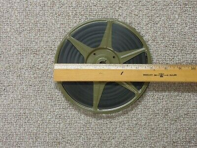 $ CDN33.44 • Buy 8mm 400' 7  Metal Film Reel - With Home Movie - Game Ranch, Stadium, Vacation