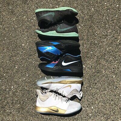$ CDN133.49 • Buy Nike Sneakers Shoes Bundle Lot Back To School Youth Sized 4-4.5Y- 3 Pairs Total