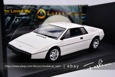 $ CDN405.69 • Buy Autoart 1:18 Lotus Esprit Turbo James Bond Movie 007 White