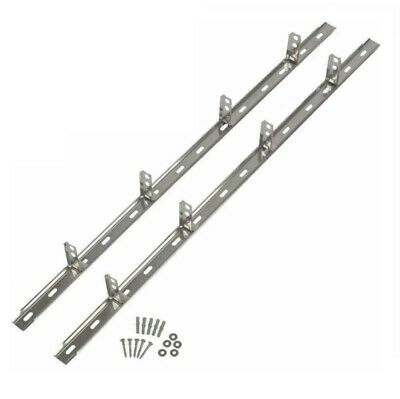 20 X Wall Starter - Stainless Steel Kit 2.4M (With Ties & Fixings) Masonry Tie  • 95.99£