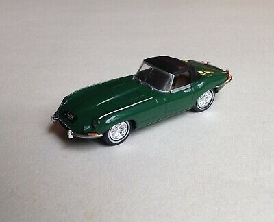 MATCHBOX Dinky Collection - Diecast 1:43 Scale DY-1 - 1968 JAGUAR E TYPE MK1.5 • 4.99£