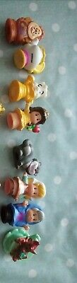 Fisher Price Little People Disney Princess Figures • 15£