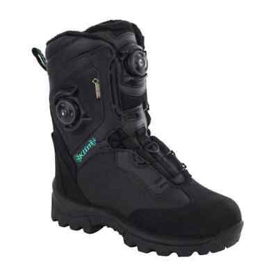 $ CDN462.41 • Buy Klim Womens Aurora GTX BOA Black SnowmobileSnow Outerwear Winter Boots