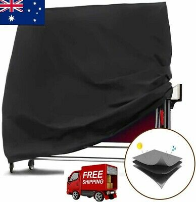 AU35.49 • Buy Table Tennis Table Cover Dust Protector Waterproof Table Storage Cover Outdoor