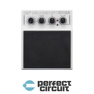 AU238.25 • Buy Roland SPD-ONE Percussion DRUM PAD - NEW - PERFECT CIRCUIT