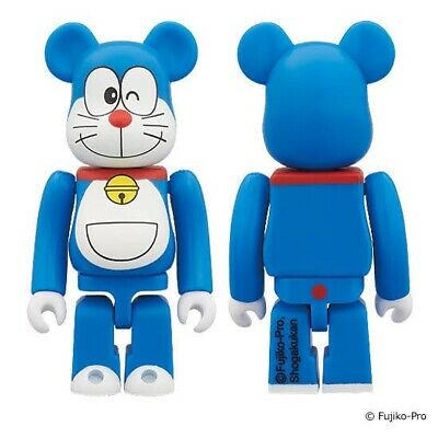 $700 • Buy Authentic Medicom Bearbrick 2012 Doraemon Very Limited Japan 100% Be@rbrick New