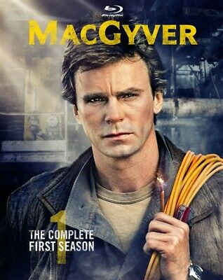 $39.02 • Buy MACGYVER TV SERIES COMPLETE FIRST SEASON 1 New Blu-ray Richard Dean Anderson