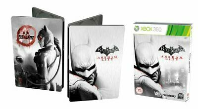 £11.76 • Buy Batman: Arkham City - Catwoman - Steel Book Edition (Xbox 360) - Game  2IVG The
