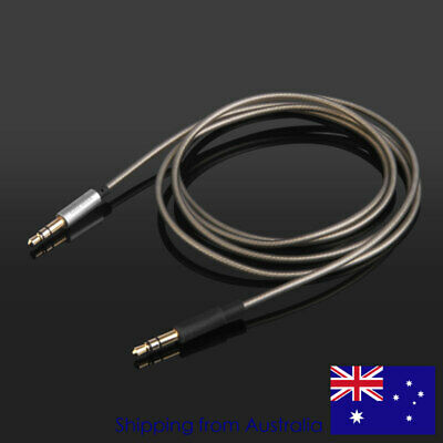 AU26.99 • Buy Upgrade Silver Coated Audio Cable For Yamaha HPH-Pro400 HPH-Pro500 Headphones