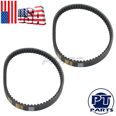 $ CDN20.23 • Buy 2x Go Kart Belt 30 Series For Comet Manco Yerf Dog Q43203W Rotary 10052 203591