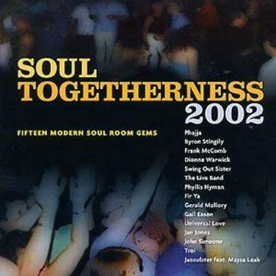 Various : Soul Togetherness 2002 CD (2009) ***NEW*** FREE Shipping, Save £s • 13.75£