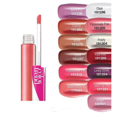 Avon Colortrend Go Glossy Lip Gloss Various Shades DISCONTINUED **FREE P&P** • 2.50£