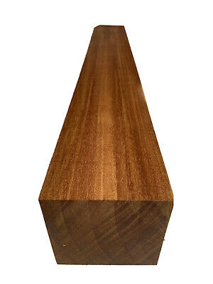 $101.99 • Buy High Quality African Mahogany Guitar Wood Neck Blank 36  X 4  X 4  Luthier Woods