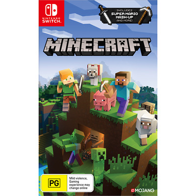 AU39.95 • Buy Minecraft - Nintendo Switch - BRAND NEW