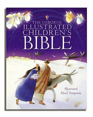 £6.26 • Buy Illustrated Childrens Bible Reduced Ed