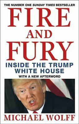 AU10.50 • Buy NEW - Fire And Fury: Inside The Trump White House.