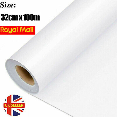£6.99 • Buy 6M Clear Sign Vinyl Application Tape Sticky Sign Decal Transfer Paper UK Seller