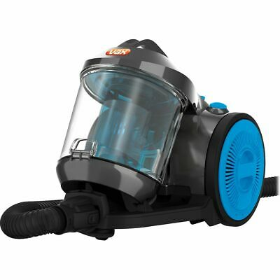 Vax AWC02 Power 3 Pet Cylinder Vacuum Cleaner Bagless 2 Year Manufacturer • 70£