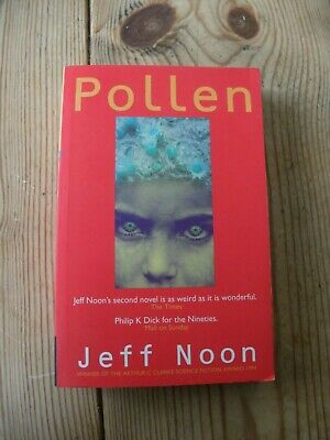 £9.60 • Buy Pollen By Jeff Noon (Paperback, 1995) -first Signed Edition