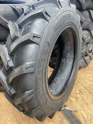 AU440 • Buy NEW TRACTOR TYRES 12.4-28  12.4x28 R1 Tractor Tread  8ply FREIGHT Nuemaster