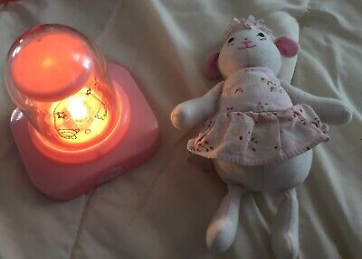 Baby Annabelle Night Light And Musical 🐑 Sheep Toys • 6.50£