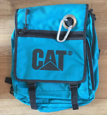 Backpack  - CAT - A Licensed Product Of Caterpillar Inc - Used - Rare • 34.99£