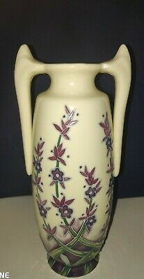£19.99 • Buy Rare Old Tupton Ware Twin Handled Vase. Hand Painted By Jeanne McDougall