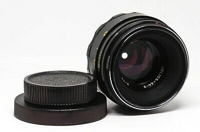 $ CDN38.56 • Buy #5 HELIOS 44-2 58mm F/2.0 M42 Lens For Sony Canon Nikon Fuji An Other