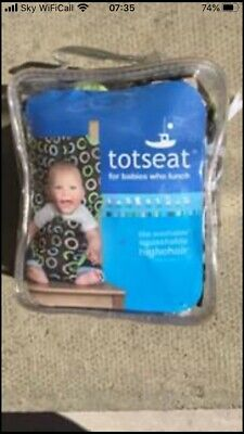 Totseat Travel Seat High Chair Portable • 7.25£