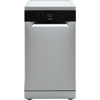 View Details Whirlpool WSFE2B19XUK A+ Dishwasher Slimline 45cm 10 Place Stainless Steel New • 359.00£
