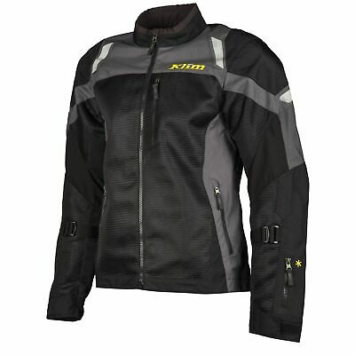 $ CDN456.18 • Buy KLIM Induction Dark Gray Adventure Touring Mesh Motorcycle Jacket