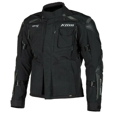 $ CDN1594 • Buy Klim Kodiak Black Motorcycle Jacket- Free Shipping