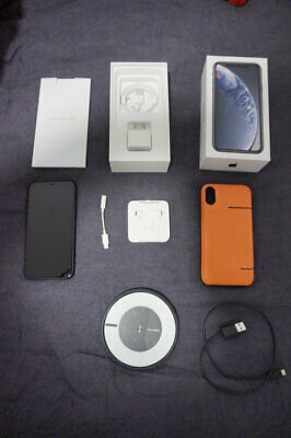 AU610 • Buy Apple IPhone XR - 128GB - Black (Unlocked) A2105 (GSM) - Excellent Condition