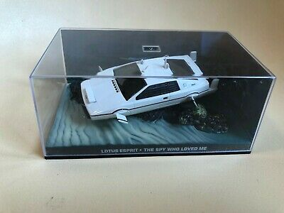 $ CDN26.42 • Buy Fabri James Bond 007 Collection Lotus Esprit Die Cast Model 1:43 Version 1