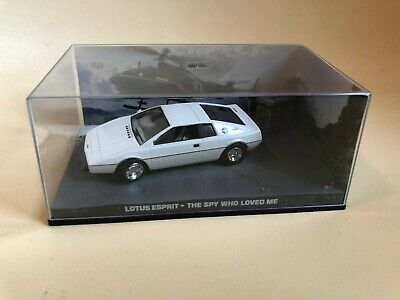$ CDN26.42 • Buy Fabri James Bond 007 Collection Lotus Esprit Die Cast Model 1:43 Version 2