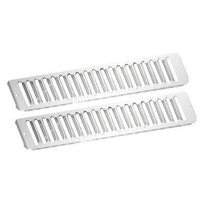 $104.11 • Buy For Mack CH 1989-2005 United Pacific Polished Hood Air Intake Grille