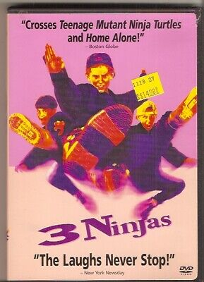 $ CDN14.99 • Buy 3 Ninjas (1992) - Victor Wong, Michael Treanor, Max Elliott Slade - DVD