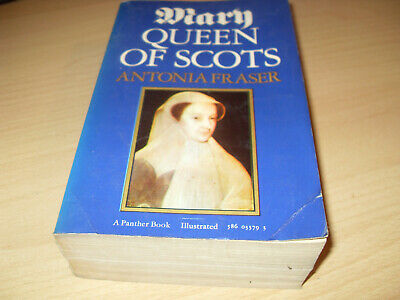 Mary Queen Of Scots-antonia Fraser Panther Paperback 1970 • 5.99£