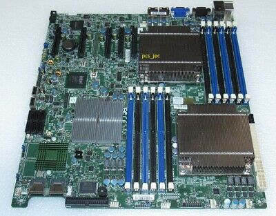 $ CDN107 • Buy SUPERMICRO ISILON X8DT6-A-IS018 XEON LGA1366 MOTHERBOARD WITH 2x E5603 CPU's