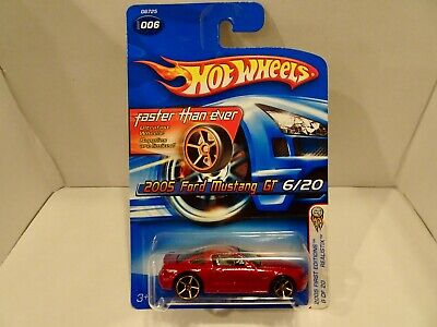 $ CDN6.61 • Buy 2005 Hot Wheels Faster Than Ever's