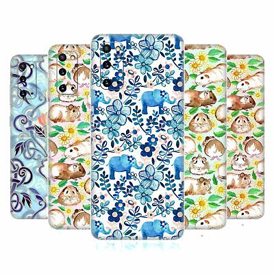 Micklyn Le Feuvre Pattern 1 Glossy Vinyl Sticker Skin Decal For Samsung Phones • 9.95£