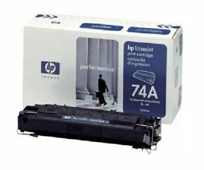 Original Toner Hp 92274a 74a Laserjet 4L 4p 4ml 4mp - New Cartridge • 60£