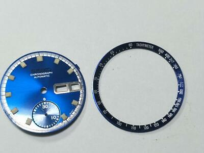 $ CDN187.65 • Buy Genuine Beautiful Used Blue Dial And Chapter Ring Seiko 6139-6012 6010 6011 6015