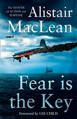 £4.08 • Buy Fear Is The Key By MacLean, Alistair Book The Cheap Fast Free Post