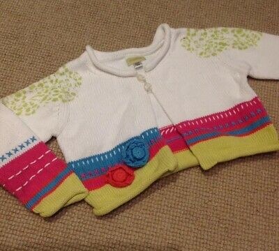 Cardigan, Marese - French Designer- 12 Months - Only Worn Twice! • 4.99£