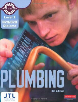 Level 2 NVQ/SVQ Plumbing Candidate Handbook (Plumbing NVQ 2010).by JTL New** • 39.46£