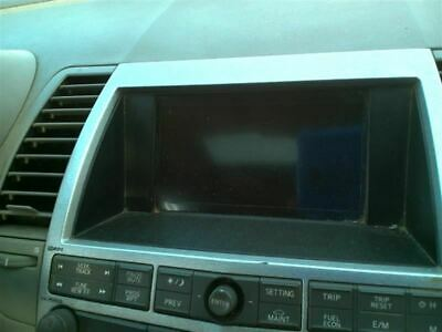 $75 • Buy Info-GPS-TV Screen Display Screen Dash Fits 04-05 MAXIMA 535298