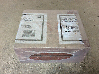 2x New Dimplex Night Storage Heater Bricks, 83148, XT XL XLS Ranges • 6£