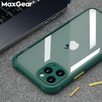 AU4.95 • Buy For IPhone 11 Pro XR  X  7 8 Plus 6 Bumper Lens Full Duty Shockproof Case Cover